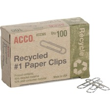Recycled  Clips