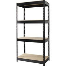 4-shelf Riveted Ste