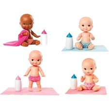 Mini Baby Dolls Set